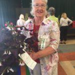 Horticulture Award~Linda Walsh