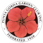 The Punta Gorda Garden Club logo