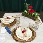 1st Place and Table Artistry Award Vinita Jones