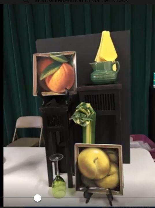 Photo Gallery - The Punta Gorda Garden Club, Inc.The Punta ... on winning garden club flower designs, standard flower show table designs, garden club underwater designs,